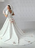 Wedding Dress #5204